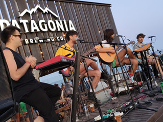 Show Acústico Indios - Cerveceria Patagonia - Refugio Pinamar