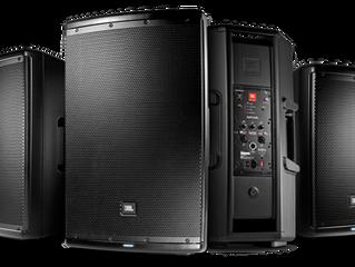 Nuevo Sistema de Sonido - JBL EON