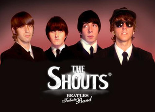 """Proyeccion Panoramica - Show """"The Shouts"""""""