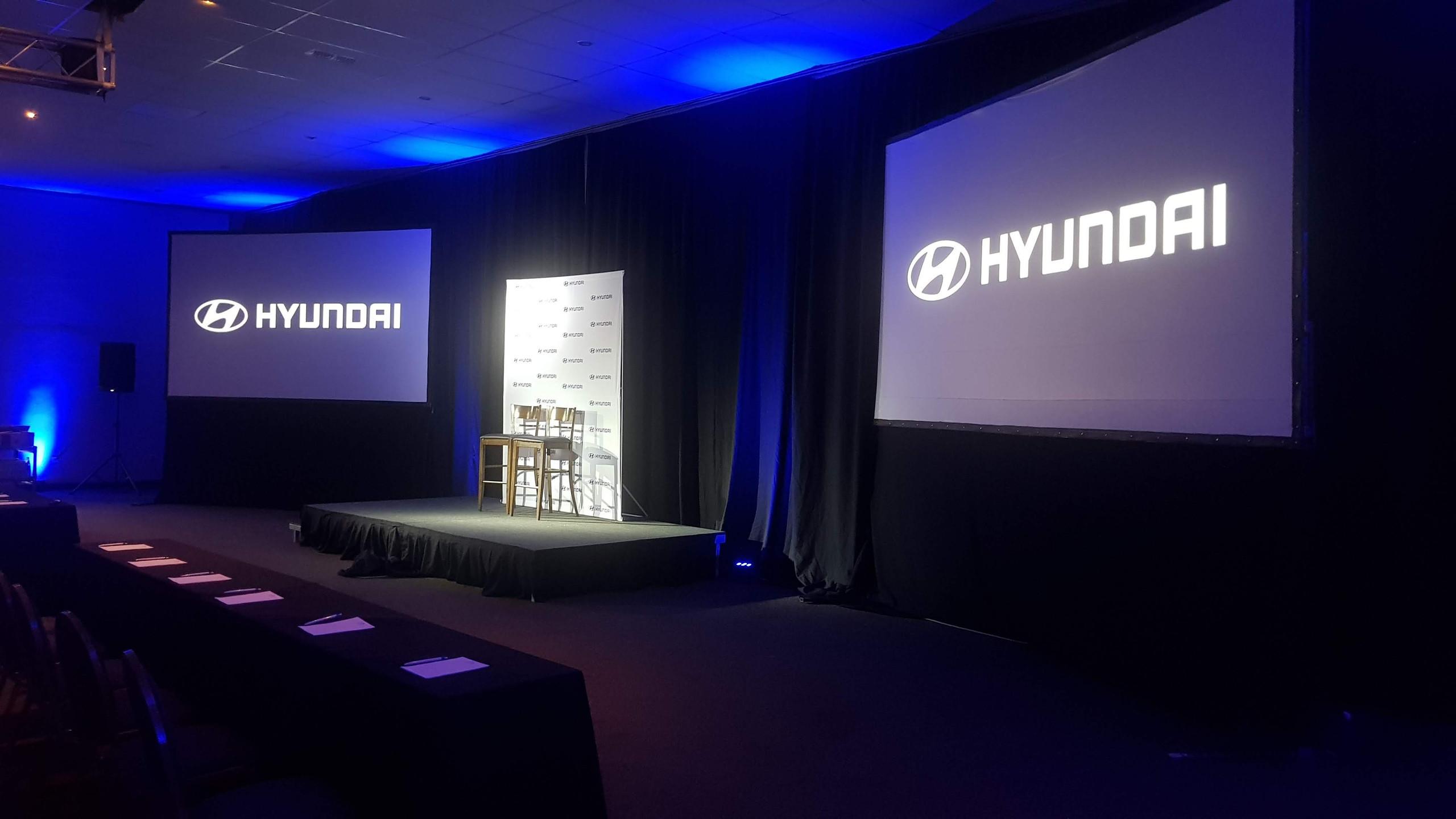 Evento Hyundai