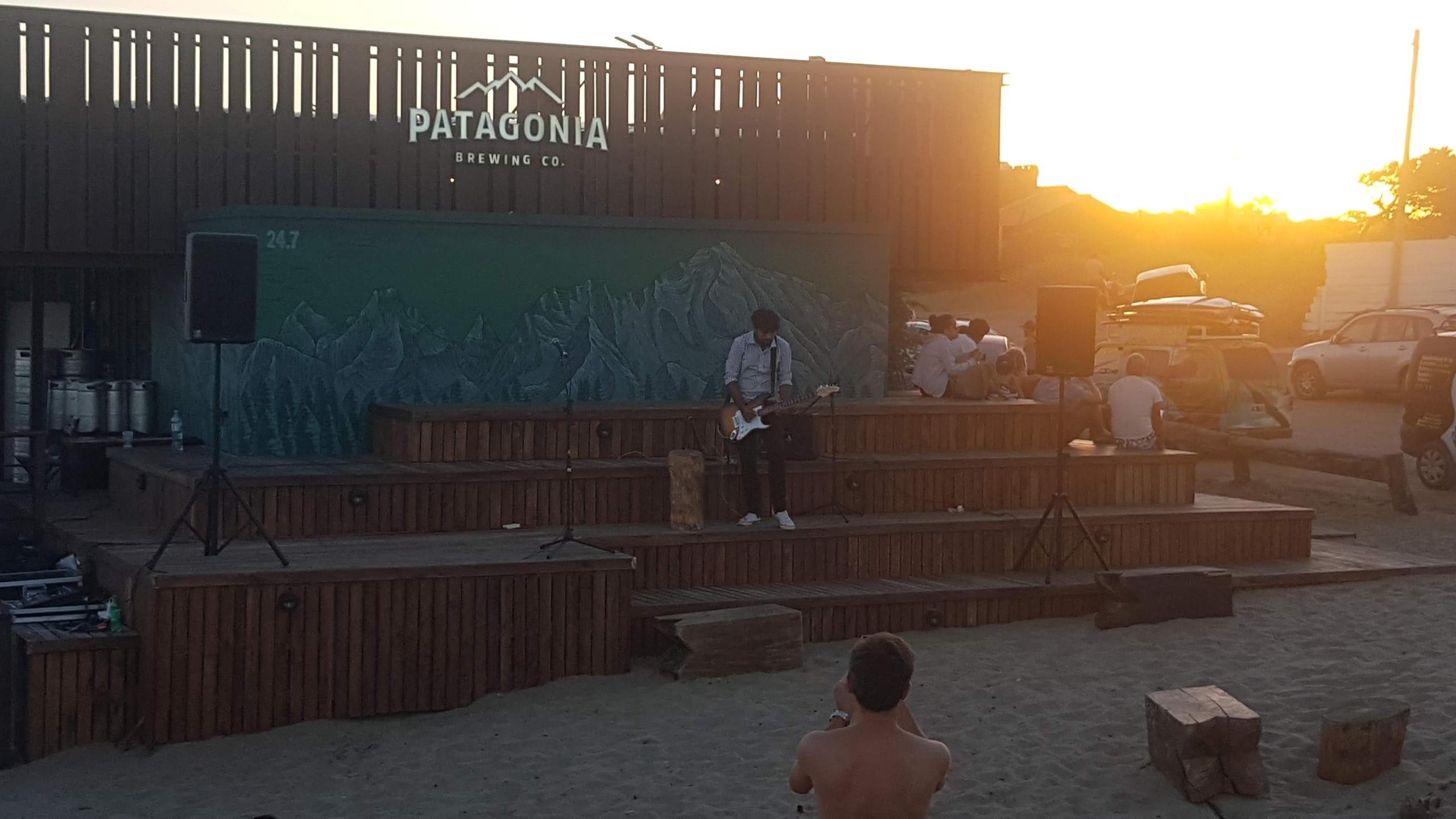 Afterbeach - Cerveza Patagonia