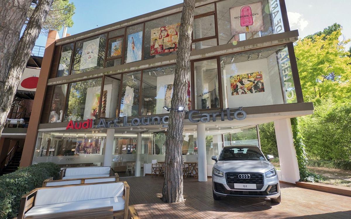 Audi Lounge Carilo