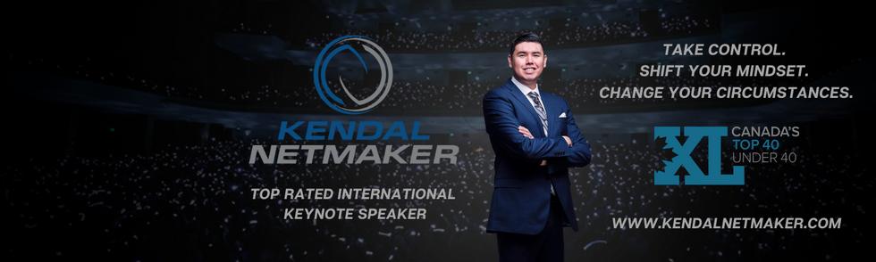 Kendal Netmaker - LinkedIn Cover