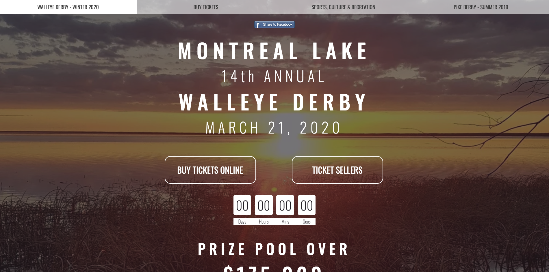 Montreal Lake Fish Derby