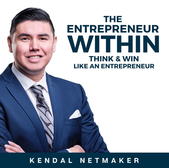 The Entrepreneur Within - Audible Cover