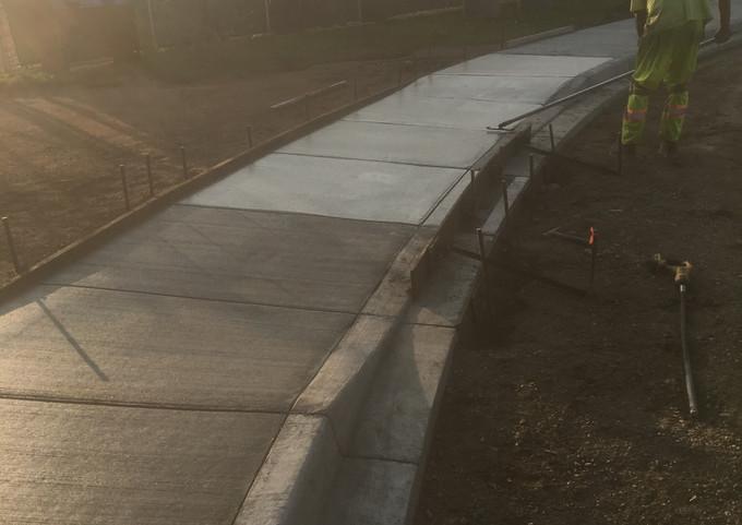 WBCL Sidewalk