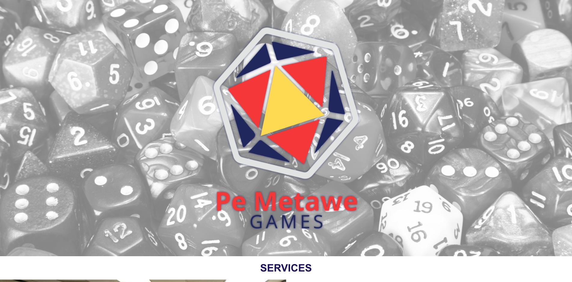 Pe Metawe Games