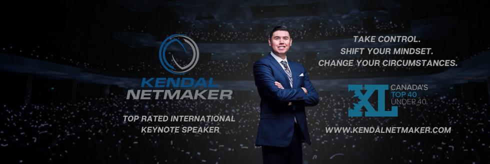 Kendal Netmaker - Twitter Cover