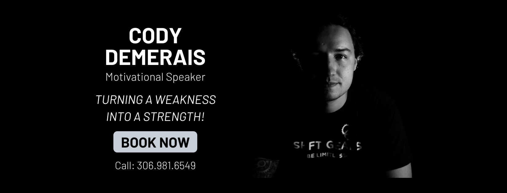 Cody Demerais - Facebook Cover