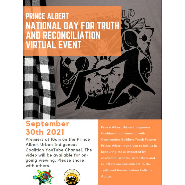 National Day for Truth and Reconciliation and Orange Shirt Day