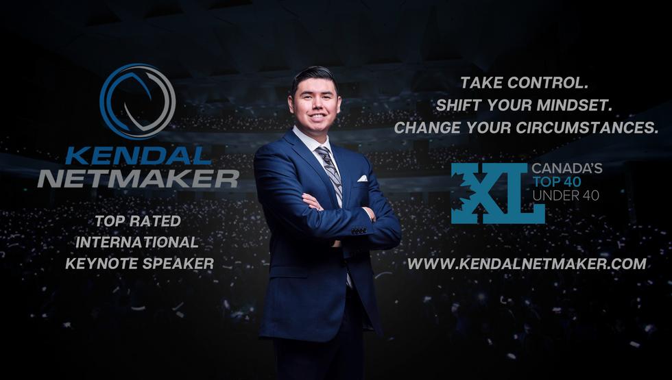 Kendal Netmaker - Facebook Cover