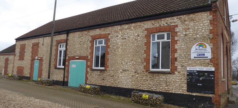 Side of St George's Hall