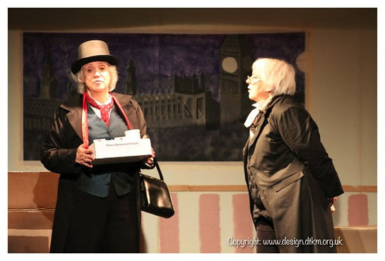 Methwold Theatre Club performance