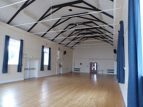 St George's Hall internal