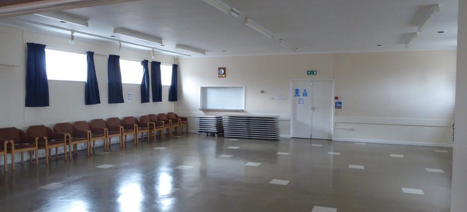 Inside the Fenton Room