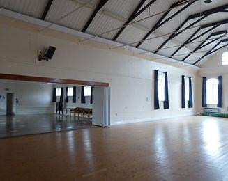 St George's Hall and Fenton Room