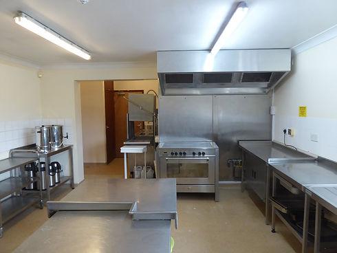 21 Room kitchen