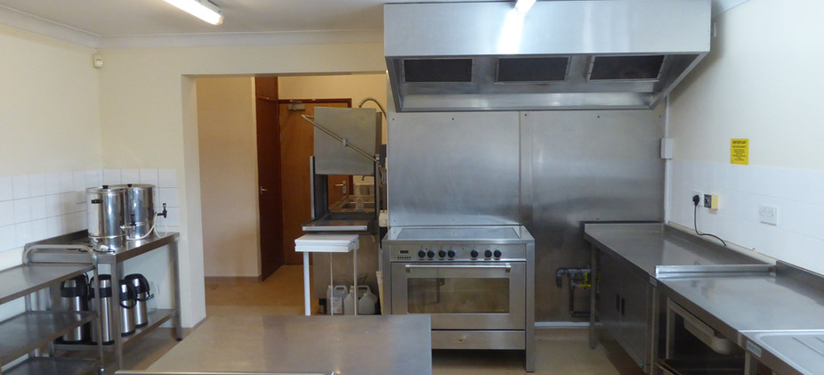 The 21 Room kitchen
