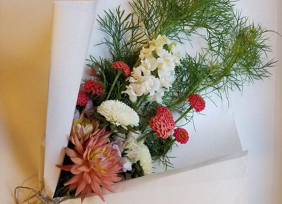 10-week Flower Subscription (pick-up)