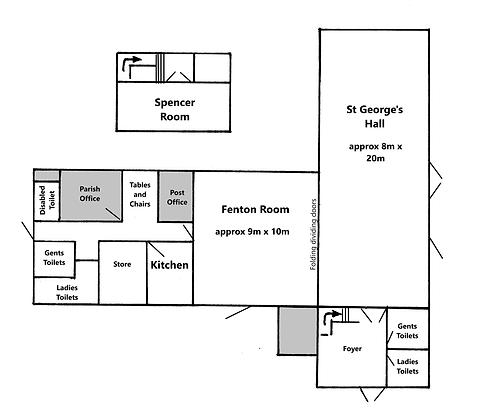 Plan Building 1