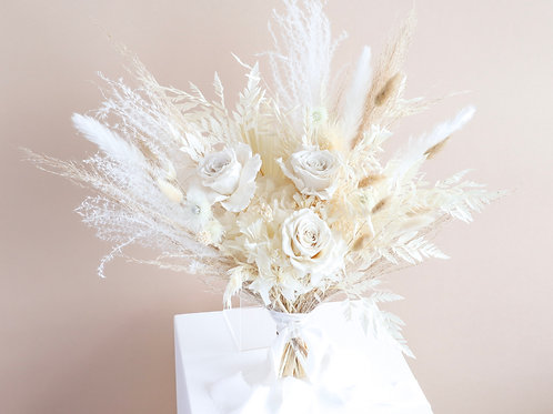 The Ethereal Bridal Bouquet