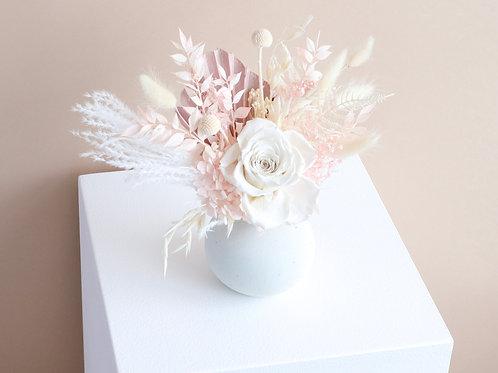 Blossom Stone Bud Vase
