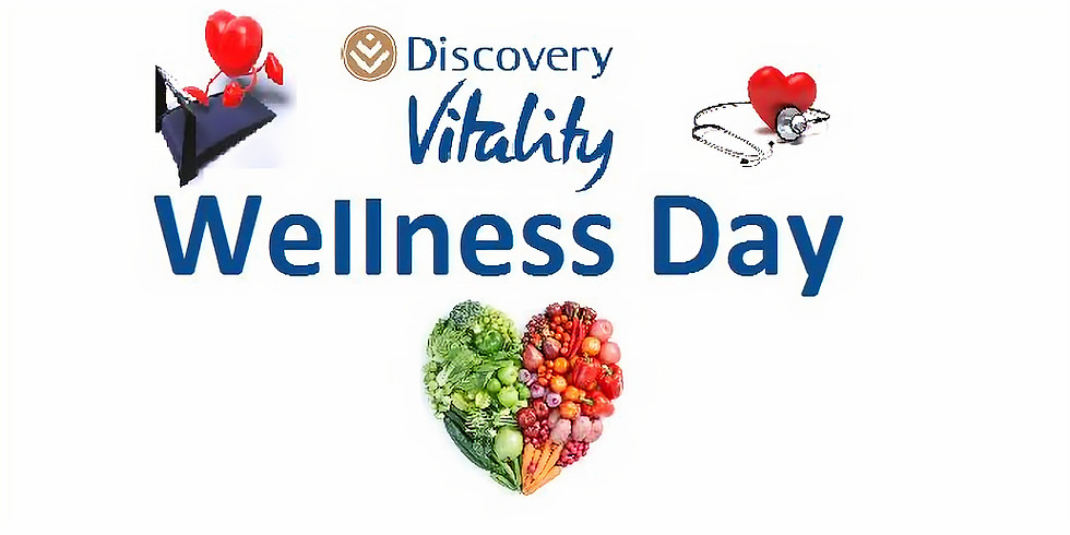 Discovery Vitality Wellness day