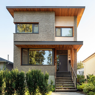 Certified Passive House - East 37th Ave, Vancouver, BC