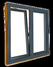 thermo 80 alu window