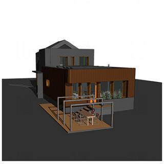 Targeting Passive House Certification - 51 Sammon Avenue, Toronto, ON