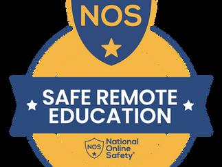 NOS Remote Education Accreditation