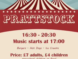 PrattsStock : Friday 13th July