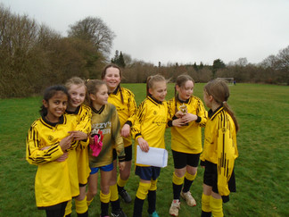 Small Schools 5-a-side girls Football Tournament