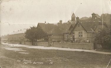 Pratts Bottom Primary School Old