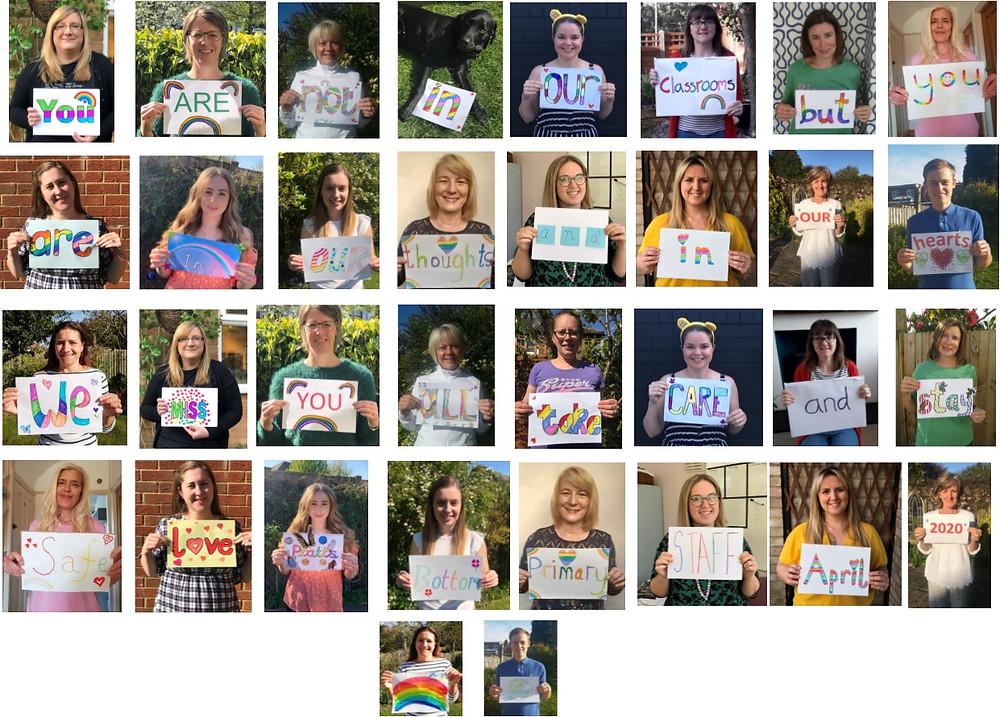 Pratts Message to all children