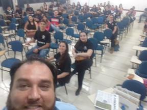 Palestra - Faculdade de Jaguariúna (FAJ)