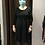 Thumbnail: Robe Noir Dentelle Dos