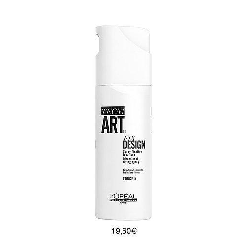 Spray fix Design - Force 5 - Art - L'Oréal