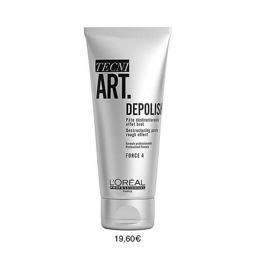 Pâte déstructurante -Art Depolish - L'Oréal