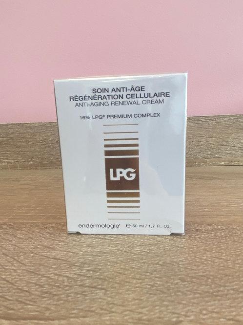 Soin Anti-Age Régénération Cellulaire LPG