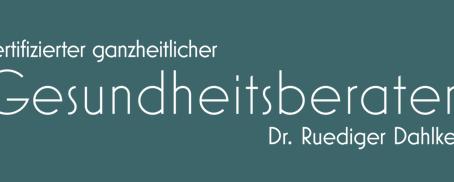 Zertifizierte Ganzheitliche Gesundheitsberaterin nach Dahlke