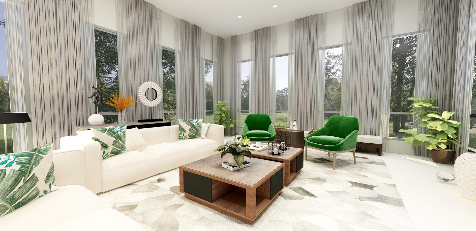 Rendering and Design by Sonja Capasso