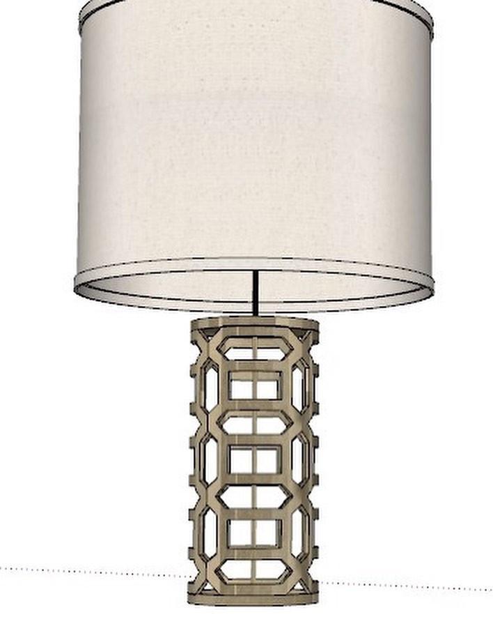 labyrinth lamp