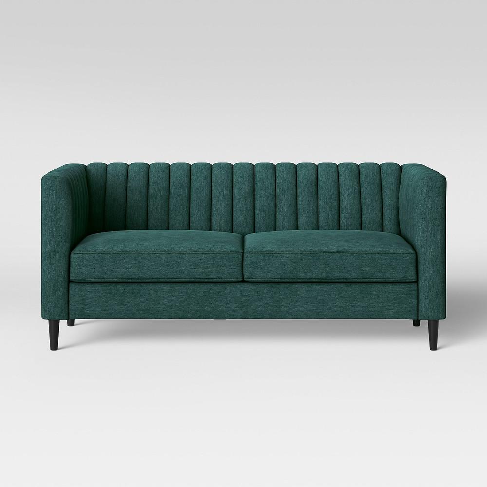 Green Modern Sofa Target