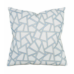 Zeke+Geometric+Embroidered+Throw+Pillow.
