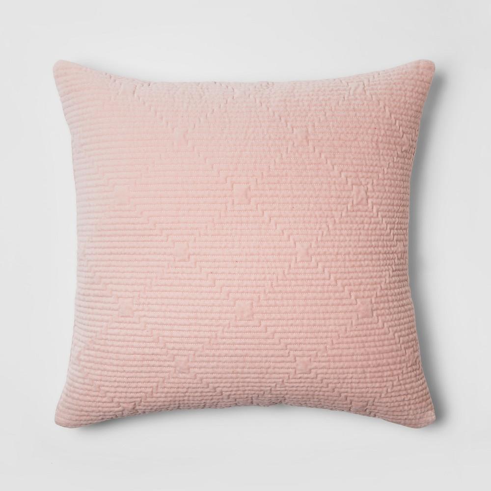 Blush Pink Pillow, Target