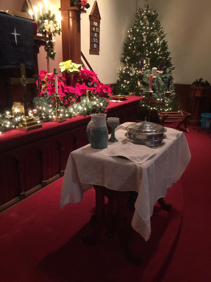 Communion.Christmas.Eve.2016
