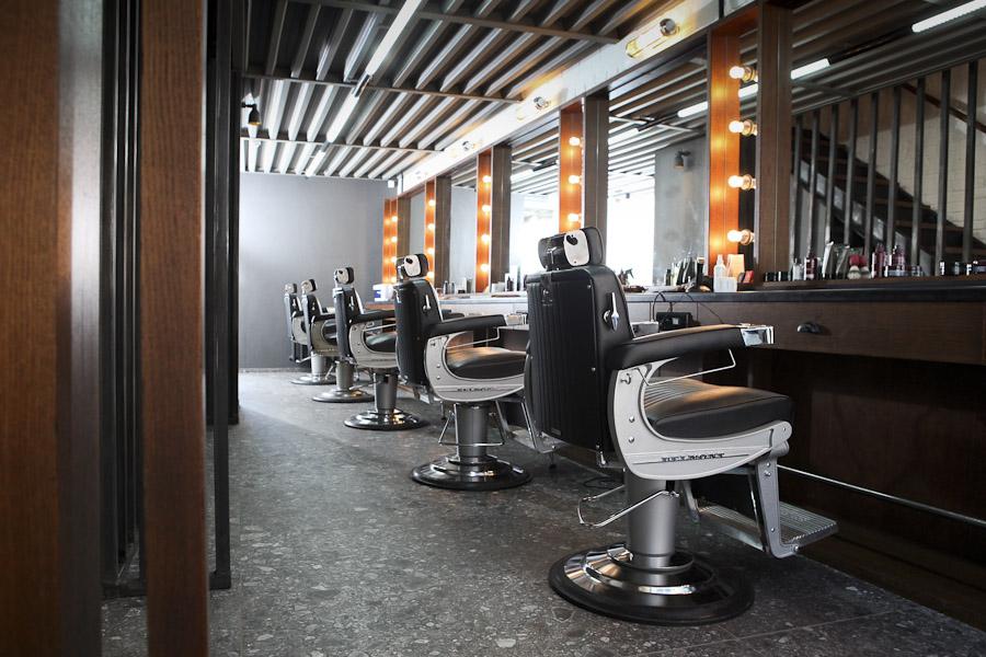 Barbershop Design