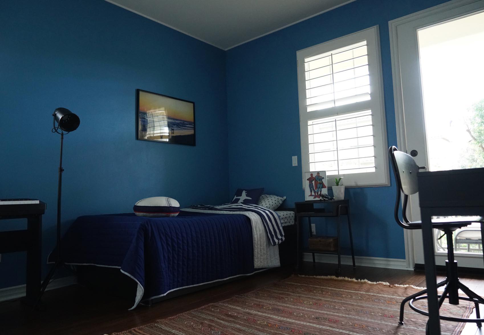 Room upgrade, Orange Couty