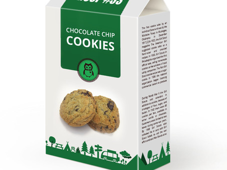 GrubHub Inks Deal to Deliver Girl Scout Cookies
